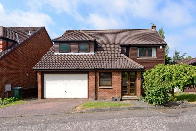 5 Bedrooms Detached House for sale in 89 Woodfield Park, Edinburgh, EH13 0RA