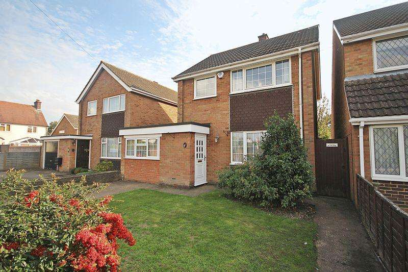 4 Bedrooms Detached House for sale in Windmill Road, Flitwick