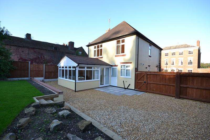 3 Bedrooms Detached House for sale in High Street, Bewdley