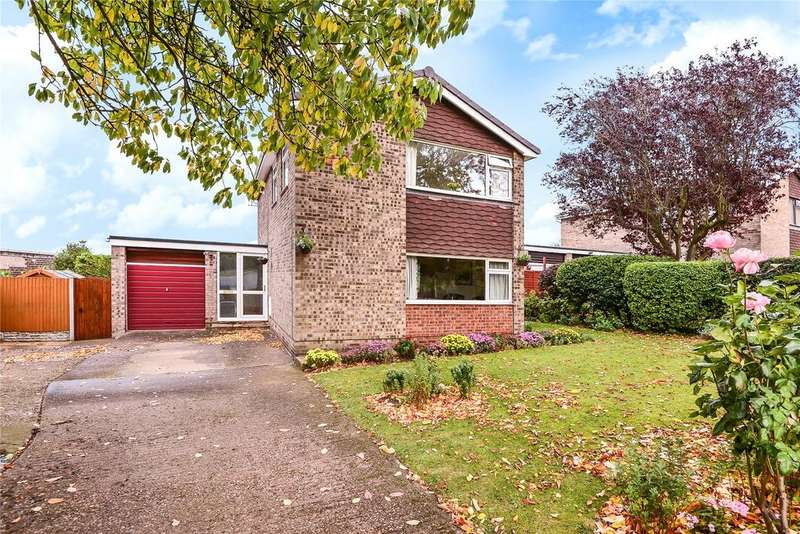 4 Bedrooms Detached House for sale in Oundle Close, Washingborough, LN4