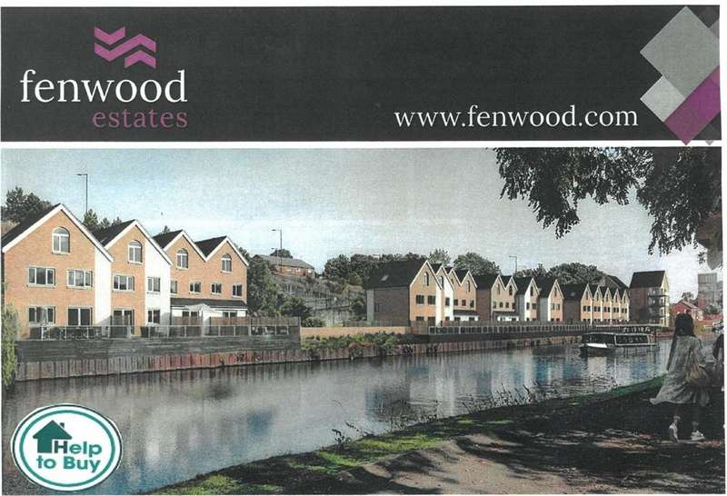 4 Bedrooms Town House for sale in Scholeys Wharf, Off Leach Lane, Mexborough, South Yorkshire