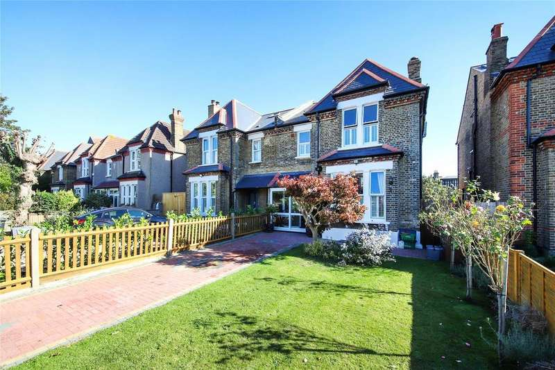 4 Bedrooms Semi Detached House for sale in Trewsbury Road, Sydenham, London, SE26