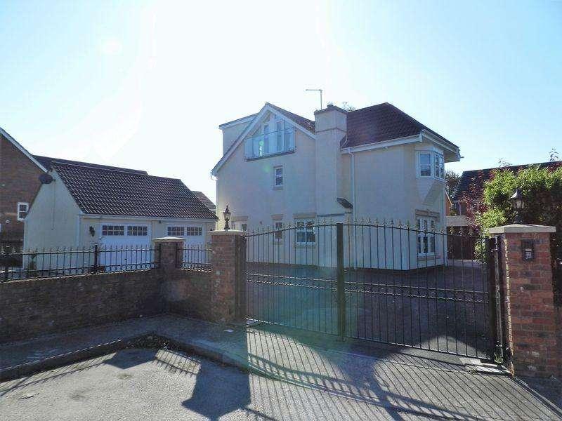 6 Bedrooms Detached House for sale in Waterton Grange Waterton Lane Bridgend CF31 3YW
