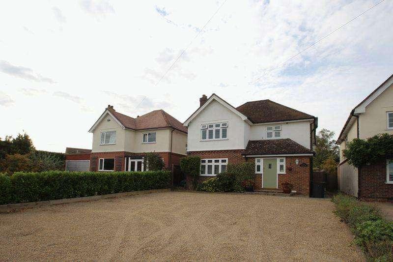 4 Bedrooms Detached House for sale in Shipbourne Road, Tonbridge