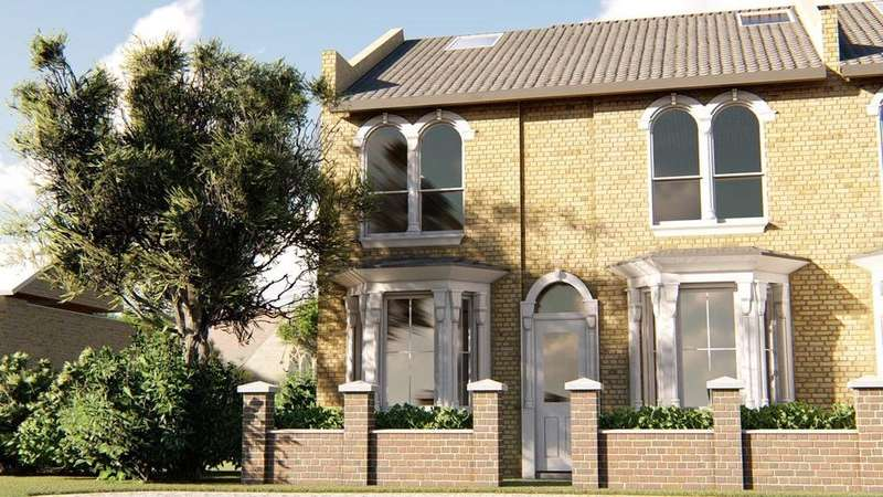 3 Bedrooms Flat for sale in Avondale Rise, Peckham Rye, London, SE15