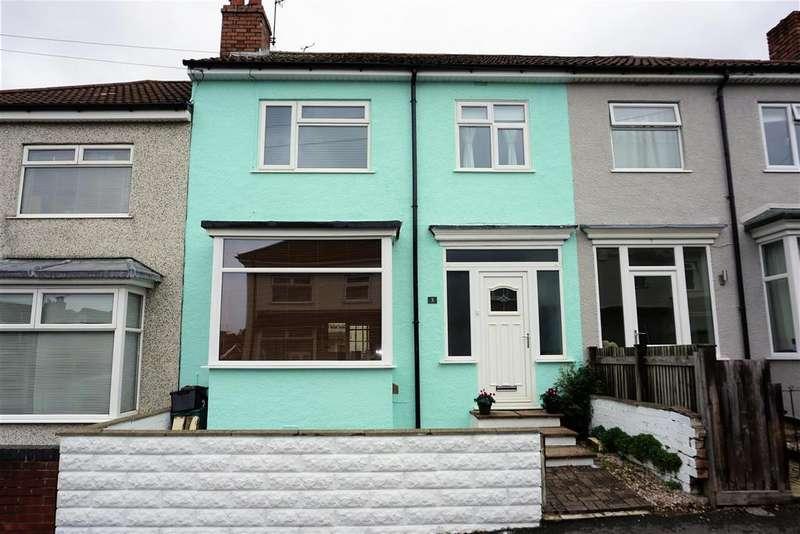 3 Bedrooms Terraced House for sale in Cuffington Avenue, Brislington, Bristol