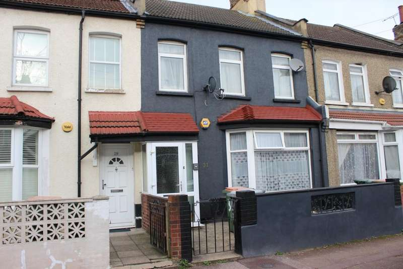 3 Bedrooms House for sale in Alexandra Road, East Ham, E6