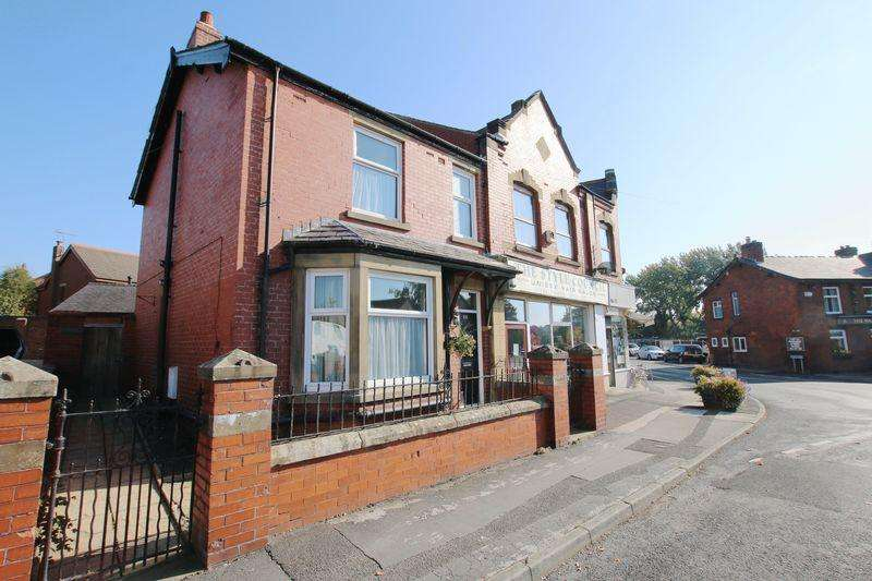 3 Bedrooms Semi Detached House for sale in Liverpool Old Road, Walmer Bridge