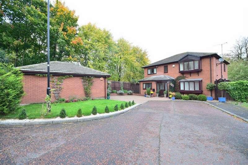 4 Bedrooms Detached House for sale in Woodland Rise, Sunderland