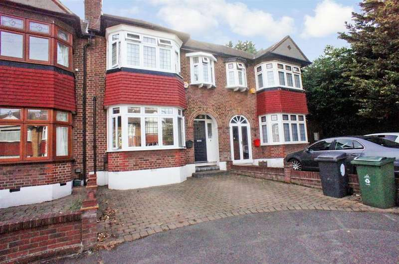 4 Bedrooms Terraced House for sale in Nightingale Close, London