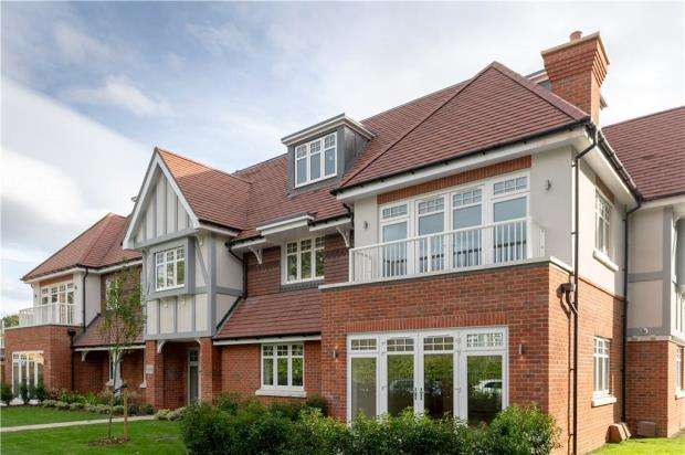 2 Bedrooms Apartment Flat for sale in Widbrook Road, Maidenhead, Berkshire