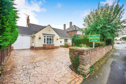3 Bedrooms Bungalow for sale in Mill Lane, Short Heath, Willenhall, West Midlands