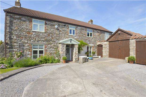 4 Bedrooms Detached House for sale in Southview, High Street, High Littleton, BS39 6HW