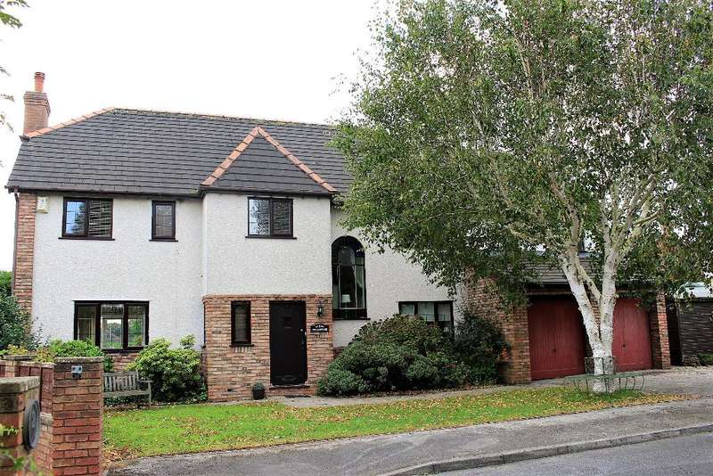 5 Bedrooms Detached House for sale in Acorn Bank, Garstang, Lancashire, PR3 1LP