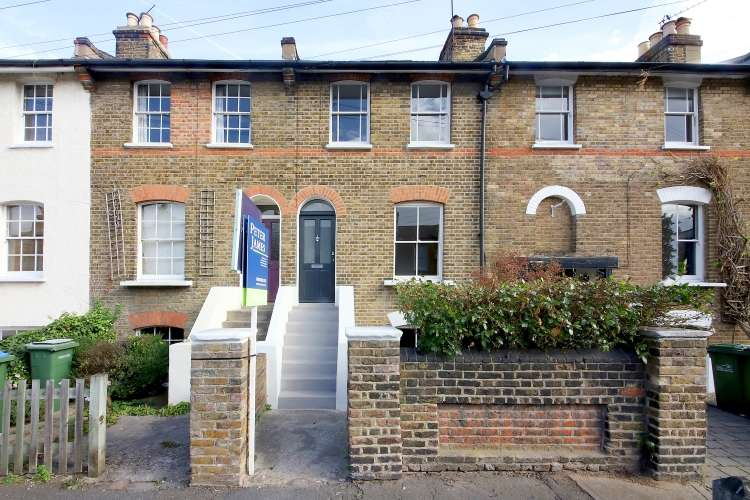 3 Bedrooms Terraced House for sale in Reynolds Place BLACKHEATH SE3