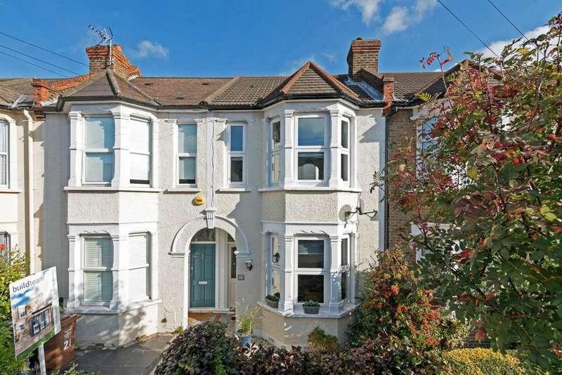 3 Bedrooms Terraced House for sale in Glynde Street, Brockley