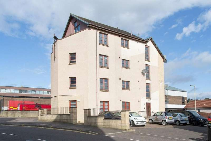 2 Bedrooms Flat for sale in Blackness Road, Dundee