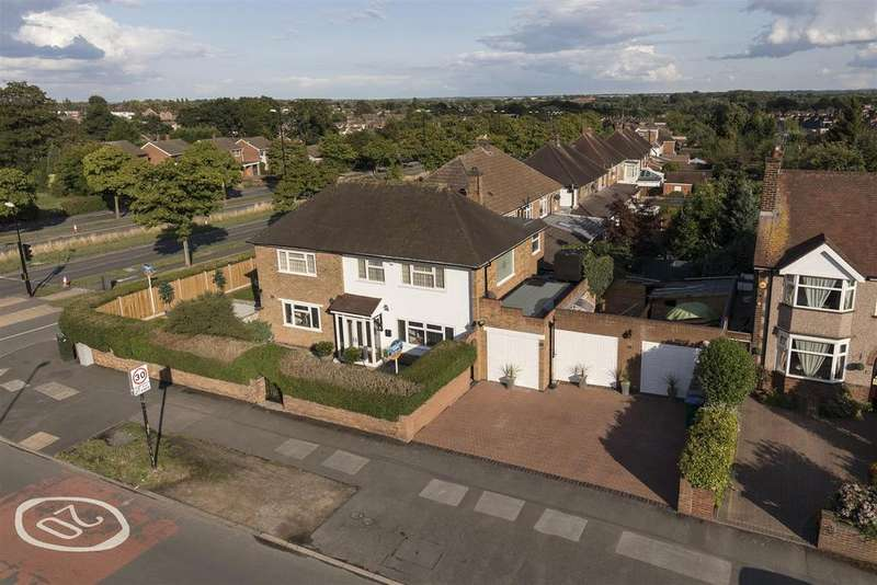 5 Bedrooms Detached House for sale in Bathway Road, COVENTRY
