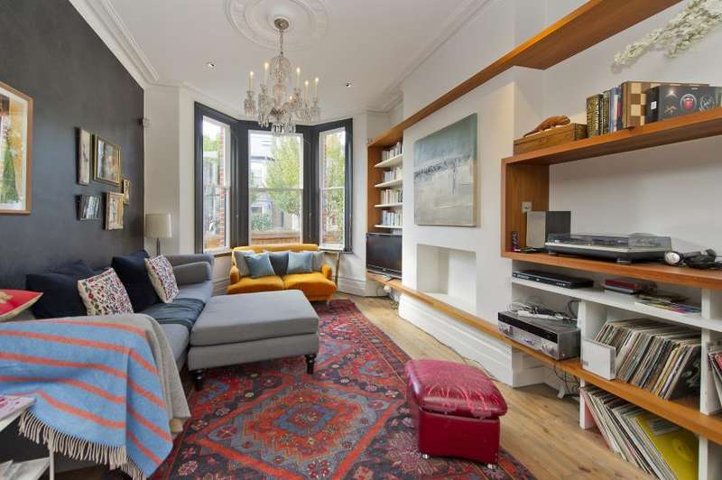 4 Bedrooms House for sale in Brewster Gardens, North Kensington W10