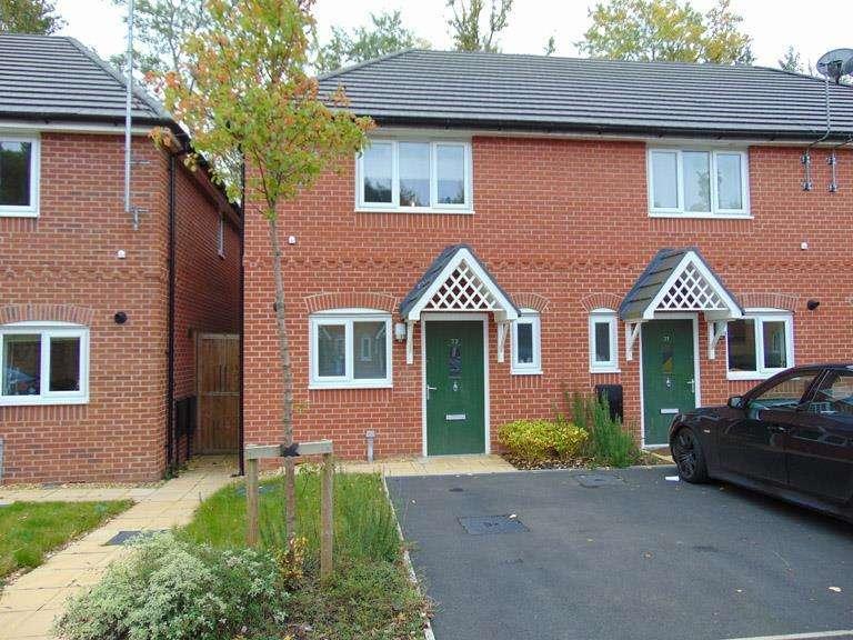 2 Bedrooms Semi Detached House for sale in 32 Walter Mills Way, Oldham