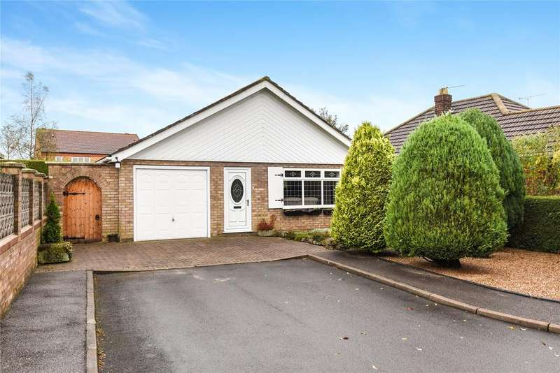 3 Bedrooms Detached Bungalow for sale in Hawthorn Avenue, Cherry Willingham, LN3