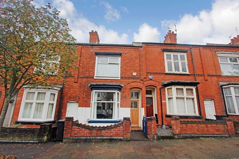 3 Bedrooms Terraced House for sale in Barclay Street, Leicester, LE3