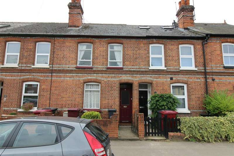 2 Bedrooms Terraced House for sale in Northfield Road, Reading, Berkshire