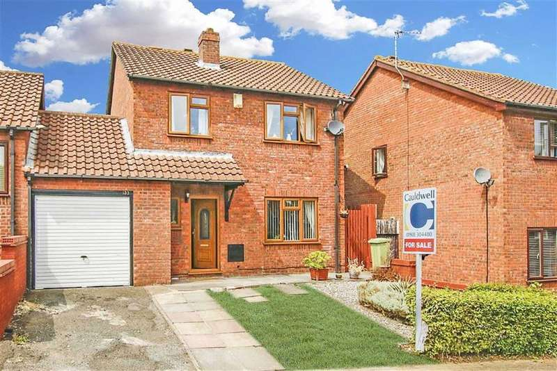 5 Bedrooms Link Detached House for sale in Stamford Avenue, Springfield, Milton Keynes