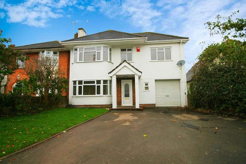 4 Bedrooms Detached House for sale in Stanley Green Road, Poole