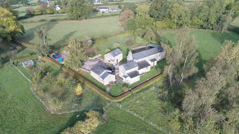 4 Bedrooms Farm House Character Property for sale in Kiln Green, Quabbs Farm, Ross-on-Wye