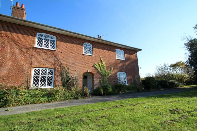 4 Bedrooms Semi Detached House for rent in Marlesford, Woodbridge