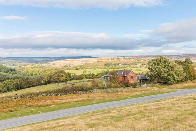 4 Bedrooms Detached House for sale in Cherry Tree Cottage, Goathland, Whitby, YO22 5AW