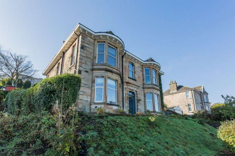 4 Bedrooms Flat for sale in 18 Middlepenny Road, Langbank, PA14 6XB