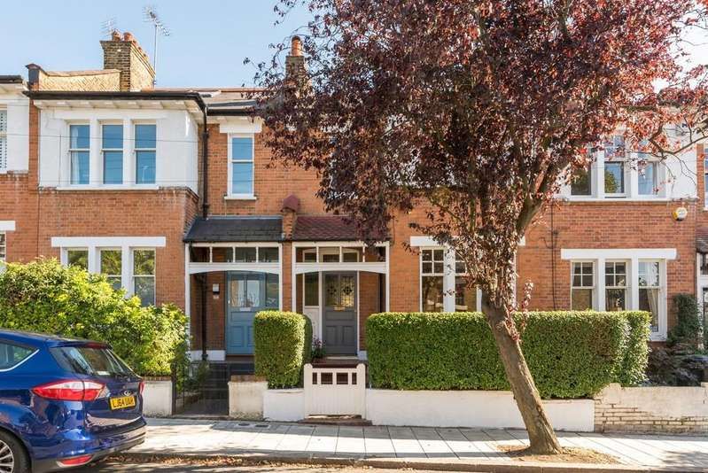 3 Bedrooms Terraced House for sale in Lowden Road, Herne Hill