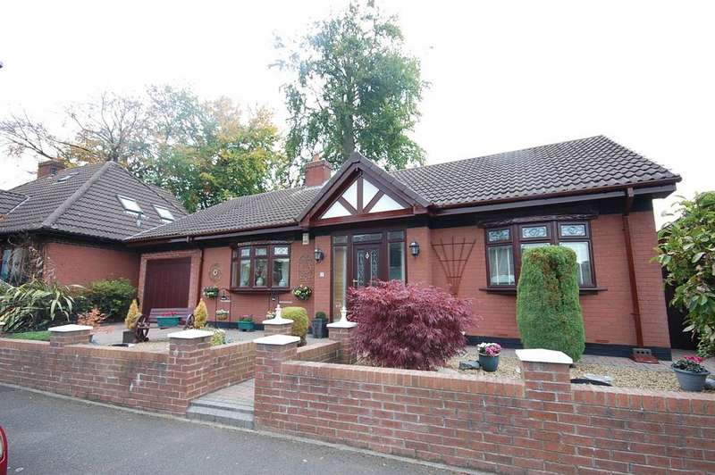 2 Bedrooms Bungalow for sale in Blackhall Mill