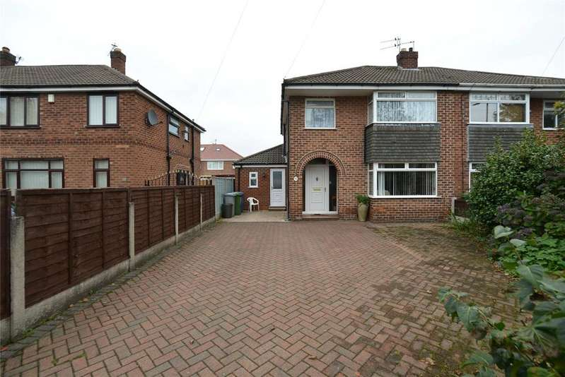 3 Bedrooms House for sale in Moss Lane, Partington, Manchester, M31