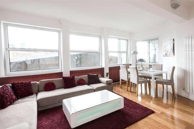 3 Bedrooms Apartment Flat for sale in The Glasshouse, 3 Royal Oak Yard, Bermondsey Street, Borough, SE1