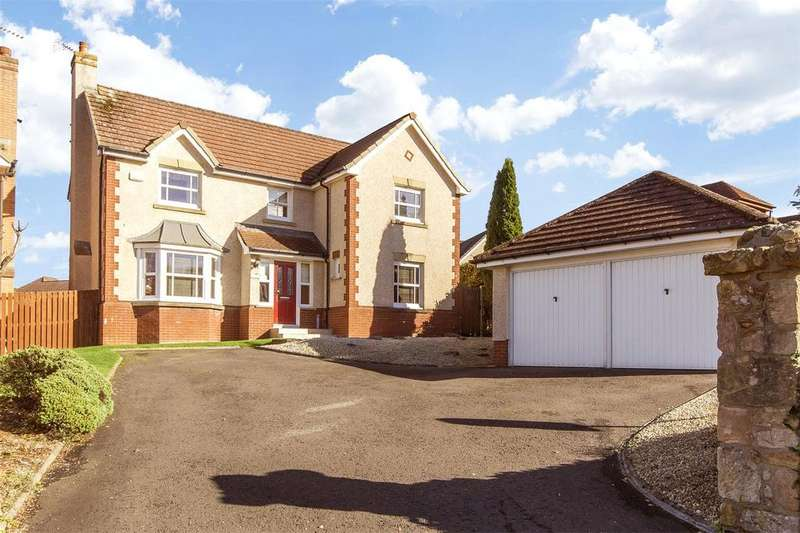 4 Bedrooms Detached House for sale in 7 Mill Road, Cambusbarron, FK7