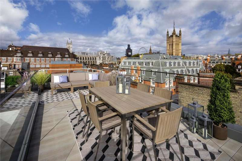3 Bedrooms Penthouse Flat for sale in Hope House, 45 Great Peter Street, SW1P