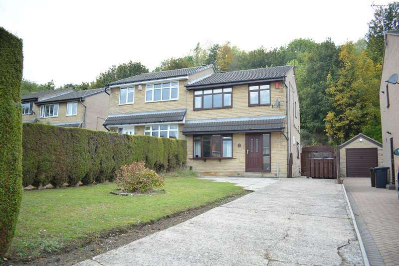 3 Bedrooms Semi Detached House for sale in Taunton Avenue, Wincobank, Sheffield, S9 1JS
