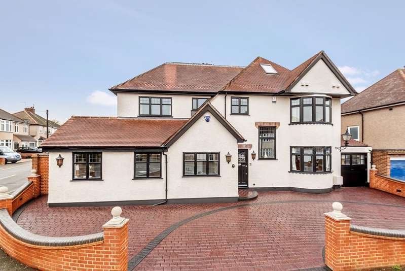 6 Bedrooms Detached House for sale in Faraday Road Welling DA16
