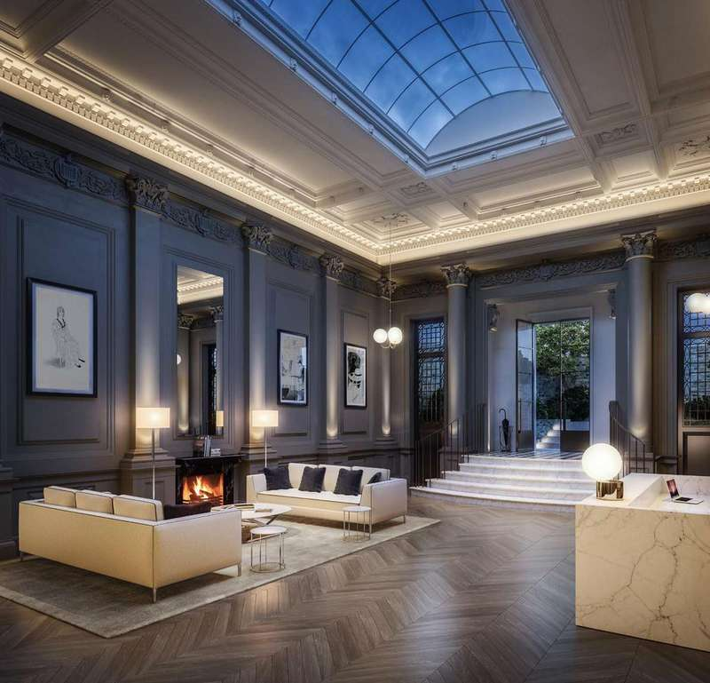 3 Bedrooms Apartment Flat for sale in Floral Court, Covent Garden, WC2