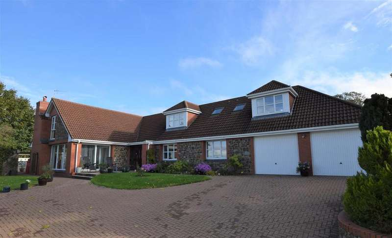 5 Bedrooms Detached Bungalow for sale in Upcott, Tawstock, Barnstaple