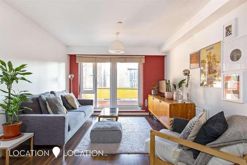 1 Bedroom Flat for sale in Dunn Street, London