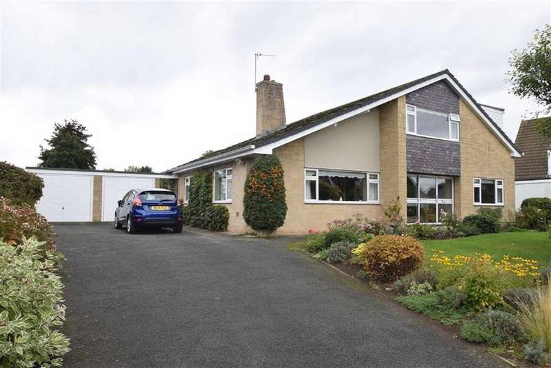 4 Bedrooms Detached House for sale in Sunfield Park, Shrewsbury