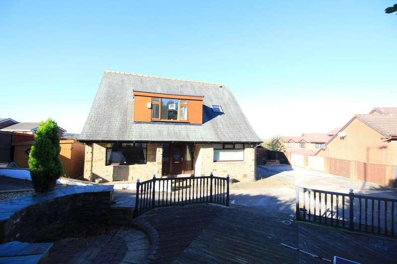 4 Bedrooms Detached House for sale in Ripponden Road, Oldham, OL1