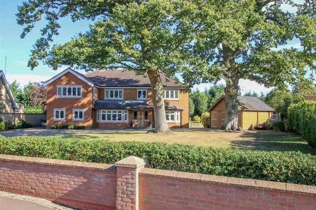 6 Bedrooms Detached House for sale in 40 Cedar Grove, North Runcton
