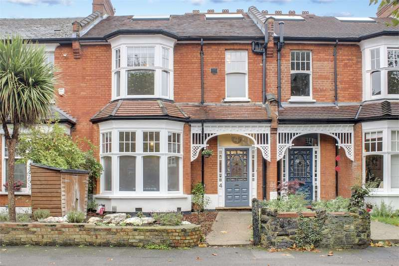 5 Bedrooms Terraced House for sale in Collingwood Avenue, Muswell Hill, London