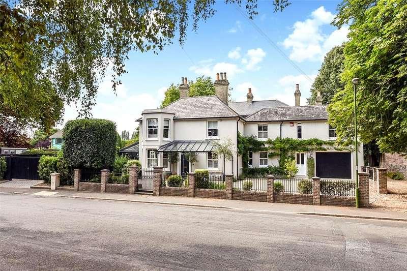 5 Bedrooms Detached House for sale in Bosham Lane, Bosham, Chichester, West Sussex, PO18
