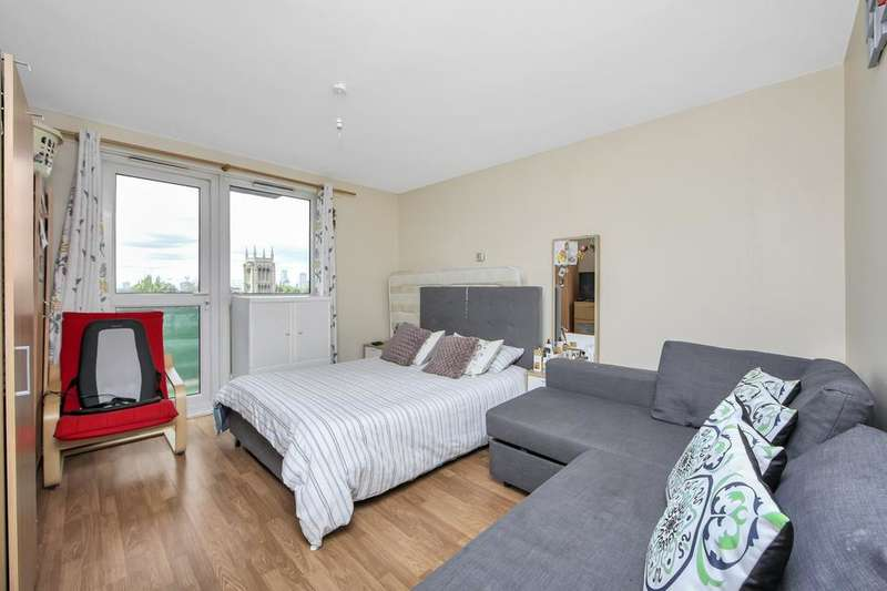 1 Bedroom Flat for sale in Alberta Street, London SE17